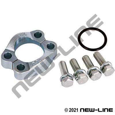 Code 61 Split Flange Kit