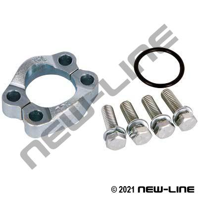 Code 61 Split Flange Kit (Stainless)