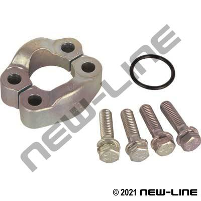 Code 62 Split Flange Kit