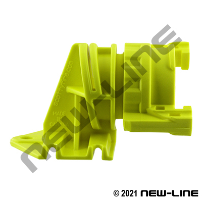 Hi-Vis Poly Squall Wall Water Nozzle - Forestry Connection