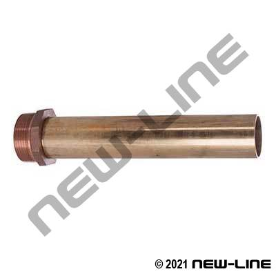 Replacement Brass Spout For Bulk Nozzle