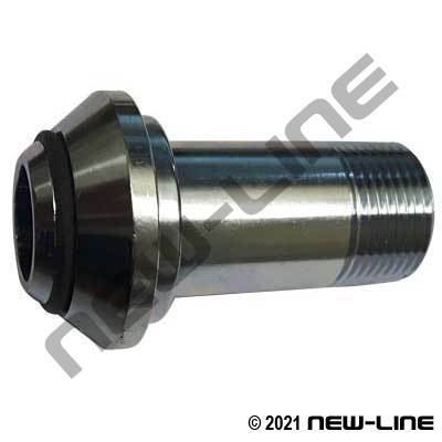 Viton Seal Ground Joint X Male NPT