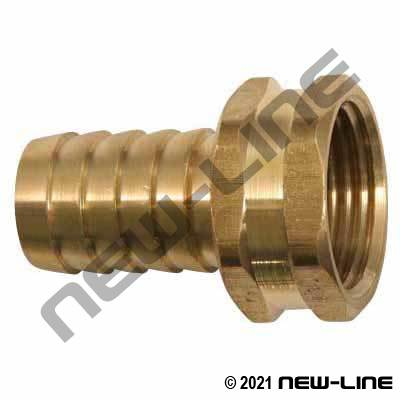 Brass Female Garden Hose Thread Stem