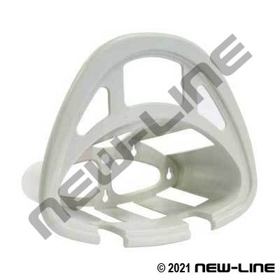 "Polypropylene Hose Hanger For 5/8""X150' with Rack"