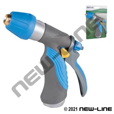 Hybrid Adjustable GHT Nozzle w/ Insulated Grip