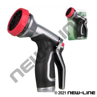 Deluxe Metal with Ergo Insulated Grip 9-Pattern Nozzle
