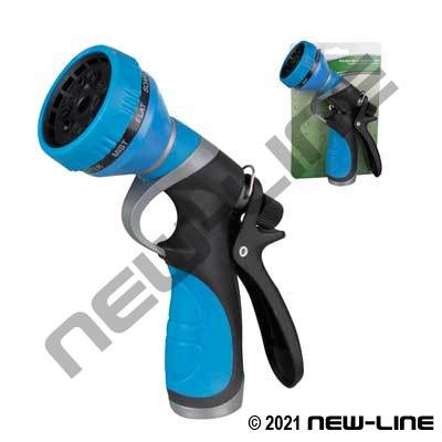 Econo 9-Pattern Nozzle with Insulated Grip