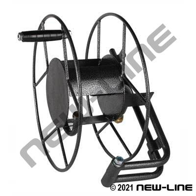 "5/8"" X 150Ft Garden Hose Side Mount Reel"
