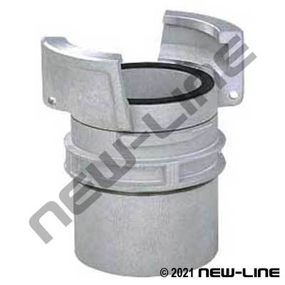 Guillemin Lock Ring Coupling x Female BSPP