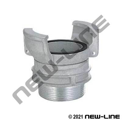 Guillemin Lock Ring Coupling x Male BSPP