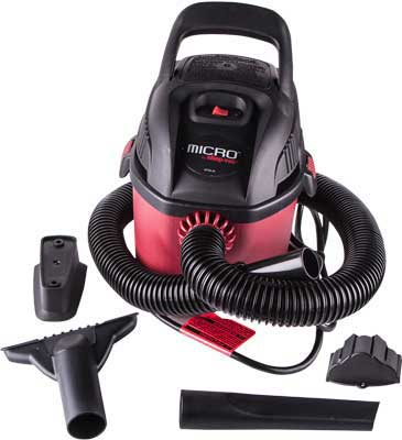 Micro Shop Vac for Hose Saws