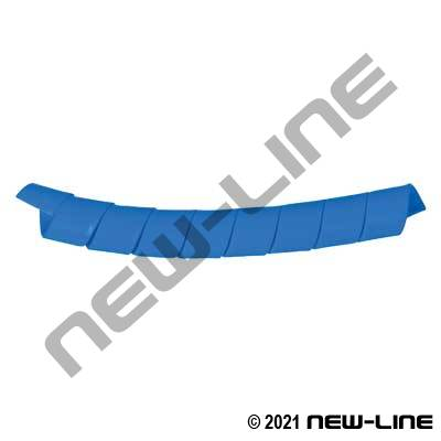 Blue Extruded Heavy Duty Wrap