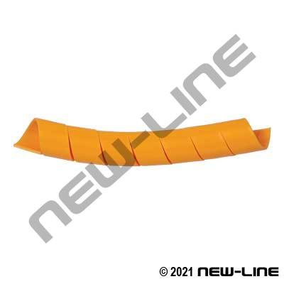 Yellow Extruded Heavy Duty Wrap