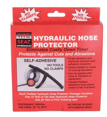 Tite Seal Hydraulic Hose Protector