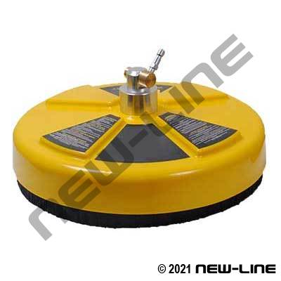 "14"" Whirl-A-Way Compact Base 4000 PSI (connect to gun)"