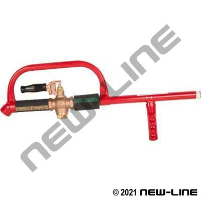 Female NPT Auto Shut-Off Lance (Nozzle Not Included)