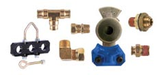 D.O.T. Airbrake Tube Fittings