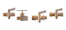 Needle, Cock & Ground Valves (Industrial)