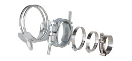 Bolt and Gear Clamps