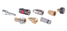 Quick Connects For Air / Pneumatics, Pressure Washer, Water, Specialty