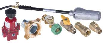 Welding, CGA, Propane, & Natural Gas Fittings