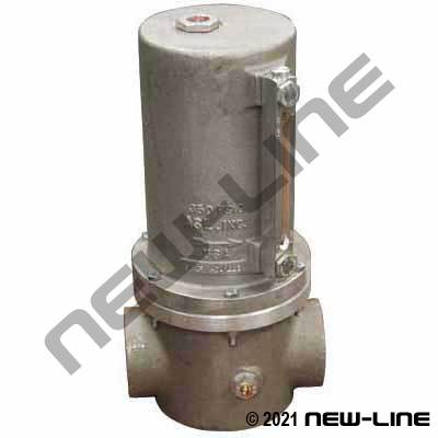"1.25"" To 2"" NPT In-Line Air Lubricator"