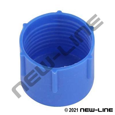 Threaded Plastic Cap For ORB/JIC