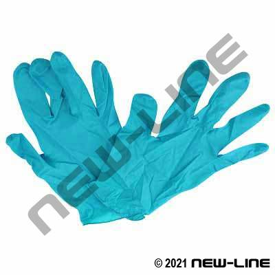Touch n Tuff Nitrile Disp Powderless Large Glove