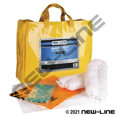 Emergency Response Truck Kit with Yellow Bag