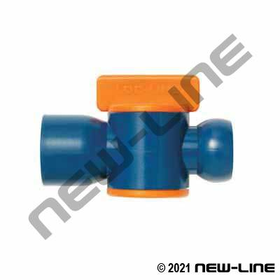 Modular Tubing Ball Valve X Female NPT
