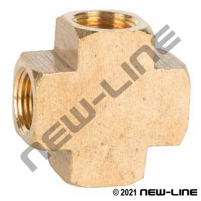 Brass Extruded Cross (Standard/Common)