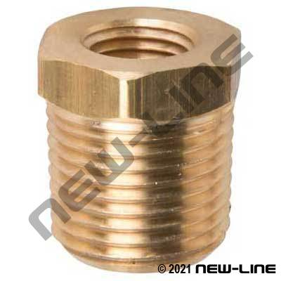 Lead Free Brass Reducer Bushing