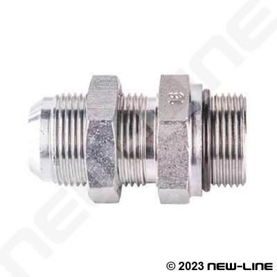 AF C5725-16-16-16 1 Male JIC x 1 Male JIC x 1 Male JIC Bulkhead Branch Tee