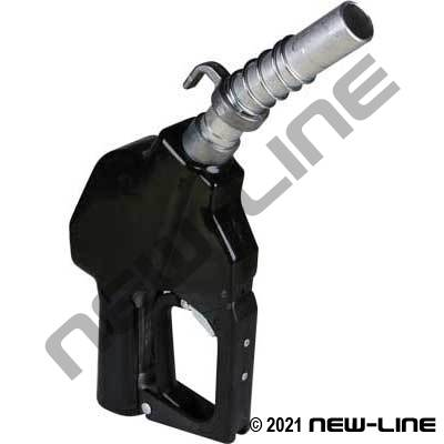 OffRoad Black Auto Farm Fuel Nozzle /Hold Open Rack (Non UL)