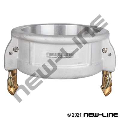 316SS Camlock Dust Cap w/Locking Arm