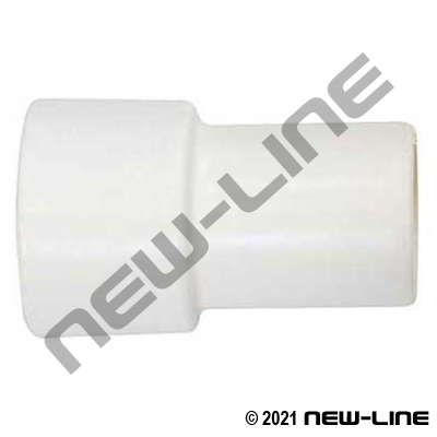 White Cuff For Nl4980 Hose Only