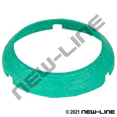 JIC Flaretite Green Coated <316SS316> Seal (Sold EA)