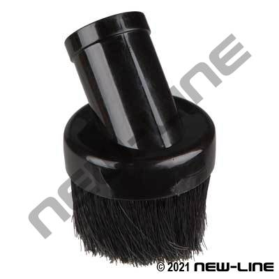 Black Vacuum Round Floor Brush