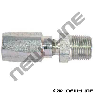 R5 Field Attachable x Male NPT Solid