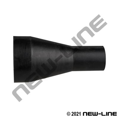 Replacement Shotcrete Rubber Nozzle Tip Only