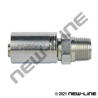 Stem/Ferrule Crimp X Male NPT