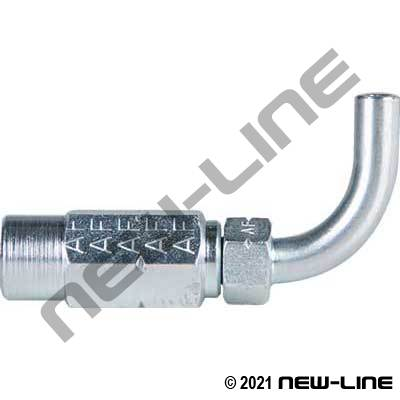 DN Hose Field Attachable x Standpipe 90°