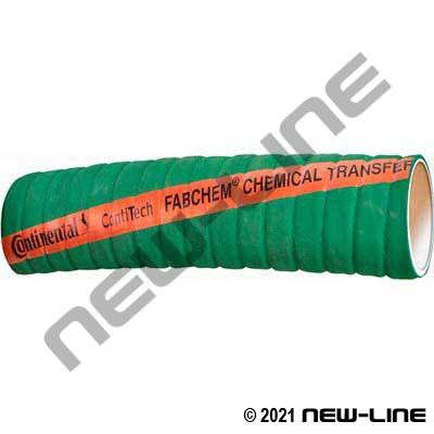 Green ContiTech Fabchem Chemical 200 Hose