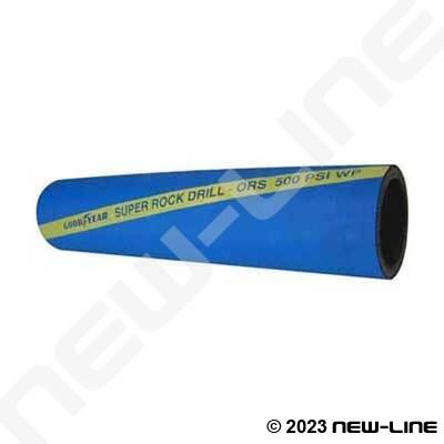 Yellow Blue ContiTech Goodyear Super Rock Drill Hose 73e1b8aacc