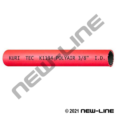 Red Polyair/Water 300 Multi-Purpose Hose