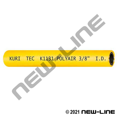 Yellow Polyair/Water 300 Multi-Purpose Hose