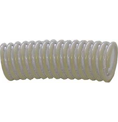 Corrugated Clear PVC Transfer Hose
