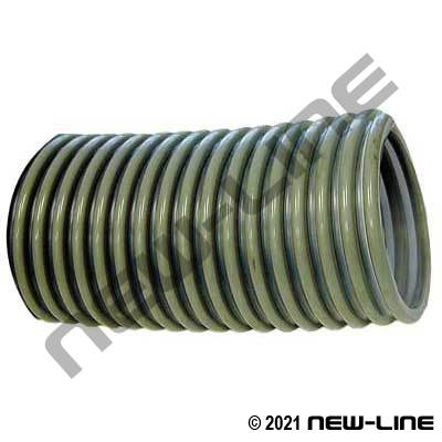 Tigerflex Type W Low-Temp Corrugated PVC Transfer Hose