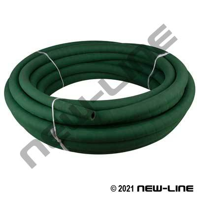 Green Pulp & Papermill Washdown Hose 150/Integral Nozzle