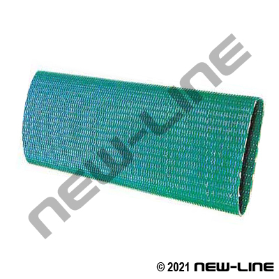 High Tensile Strength PVC Layflat Irrigation Traveller Hose